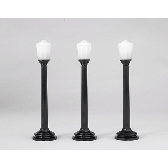 Williams Lighted Streetlights (3 Pk)