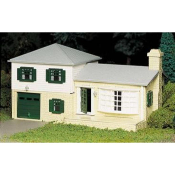 Bachmann Plasticville Split Level House