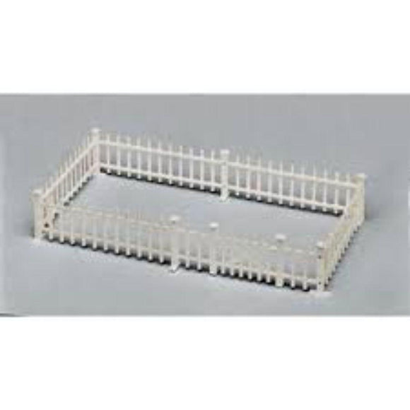 Bachmann Plasticville Platform Fence with Gate