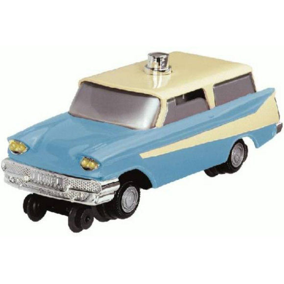 Lionel Executive Inspection Car - Blue