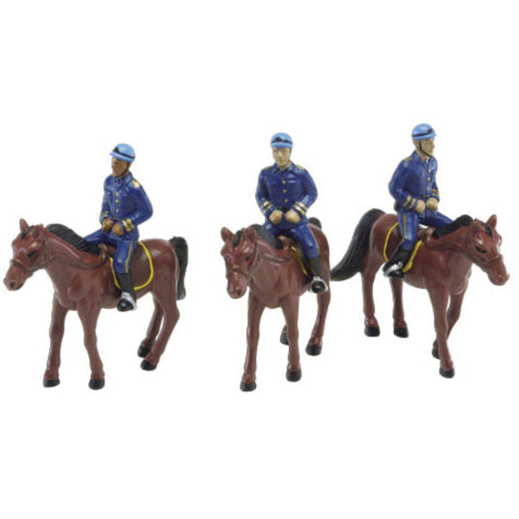 K-Line Mounted Police Figures