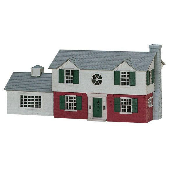 K-Line Colonial House Snap Together Building Kit