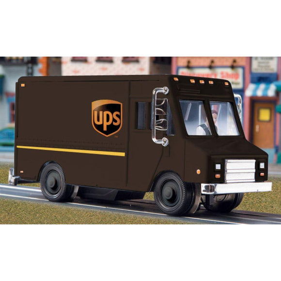 K-Line Motorized UPS Step Van