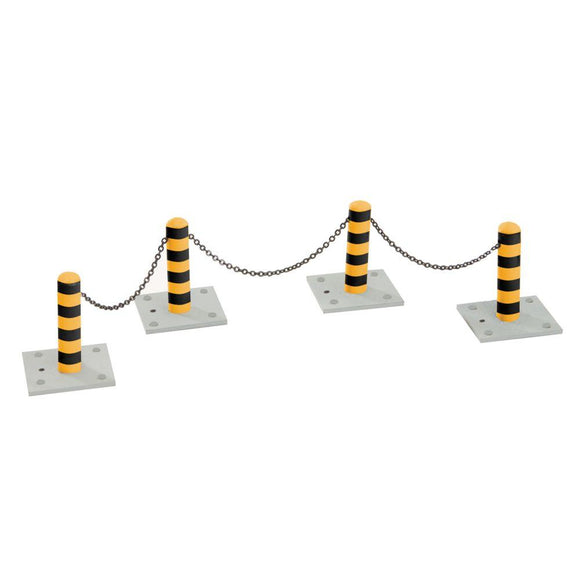 K-Line Bollards & Chains Pack