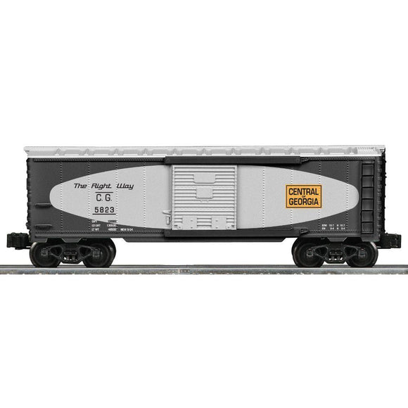 Lionel Central of Georgia Boxcar #5823