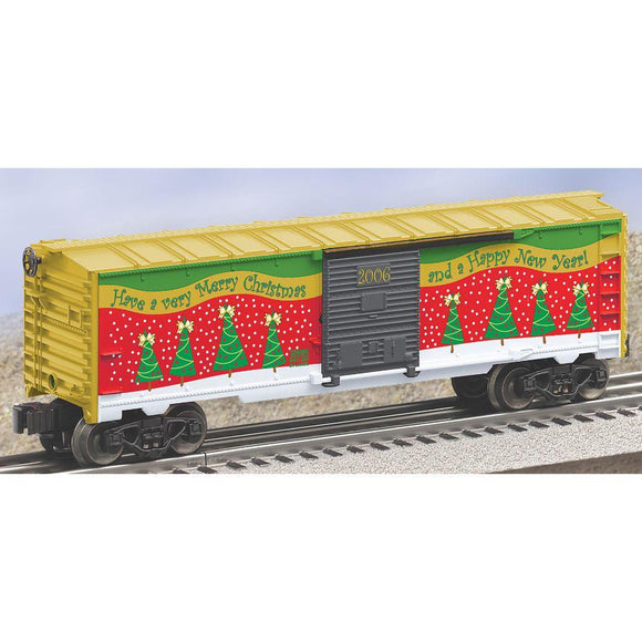Lionel 2006 Christmas Boxcar