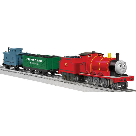 Lionel Thomas & Friends James Freight Set
