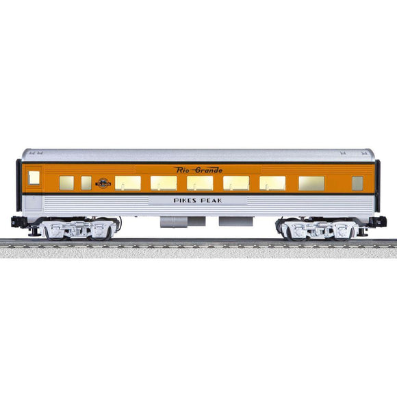 Lionel Rio Grande Ski Train Coach Car