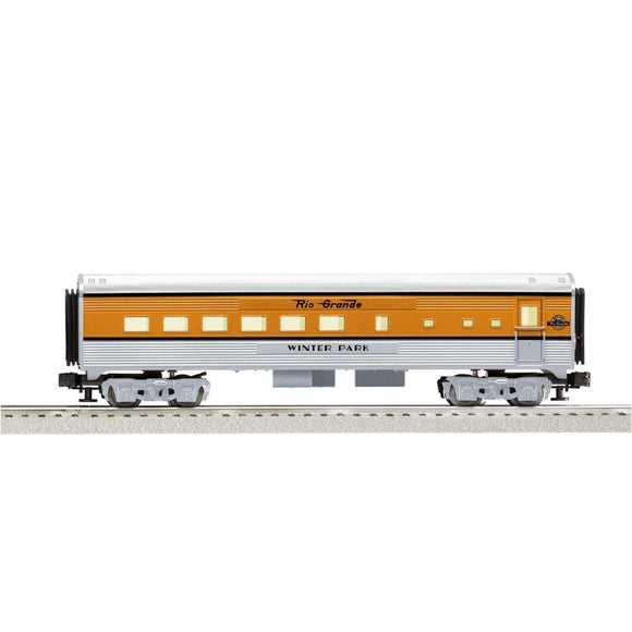 Lionel Ski Add-On Diner Passenger Car