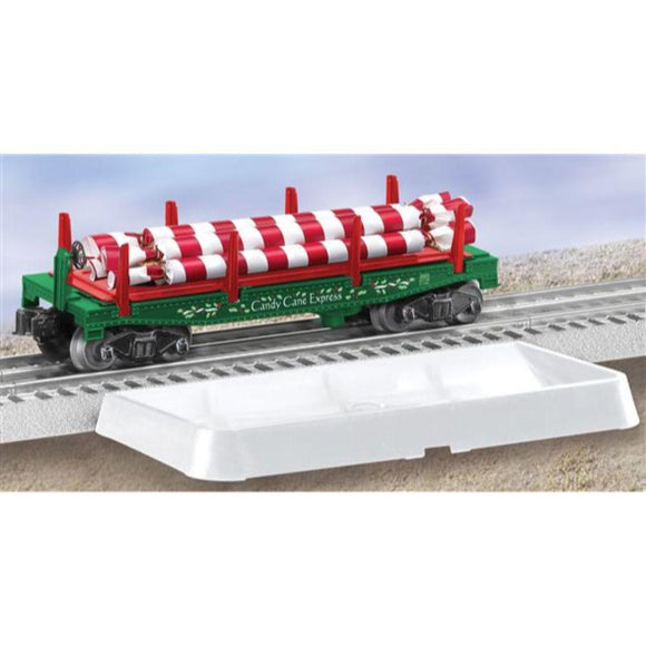 Lionel Candy Cane Dump Car