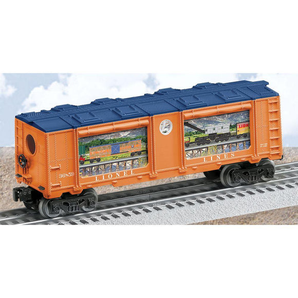 Lionel Lines Aquarium Car