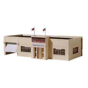 Model Power Leviton Office