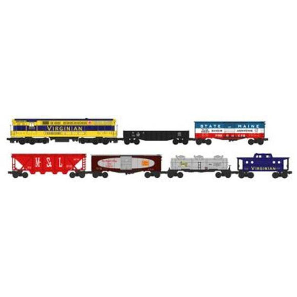 Williams Virginian Tidewater Express Freight Set