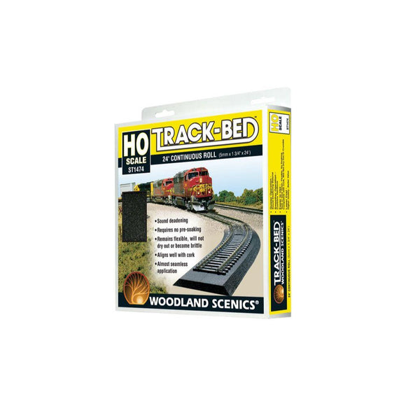 Woodland Scenics HO Scale Track Bed