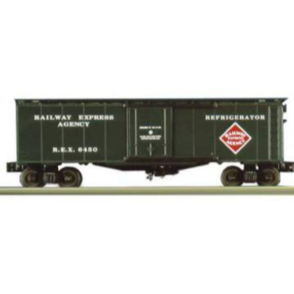 Williams 40ft Refrigerator Car Railway Express Agency (Traditional)