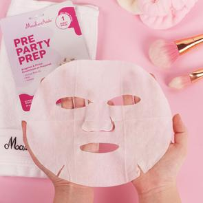 PRE PARTY PREP - Brightening Sheet Mask