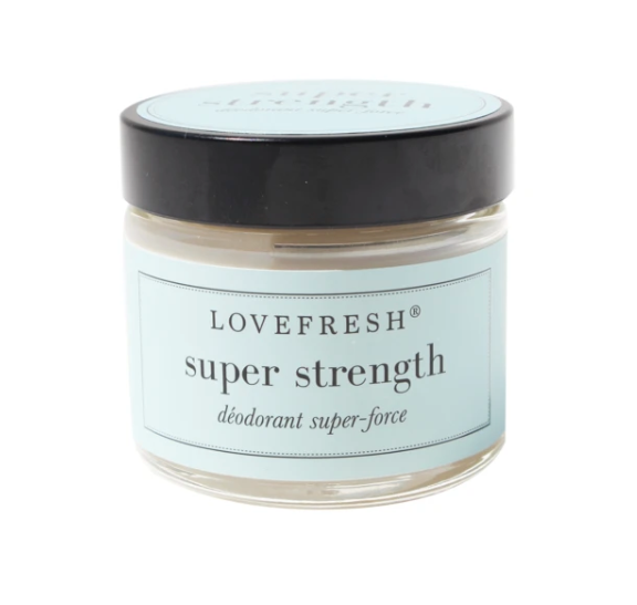 Super Strenght Jar Deodorant