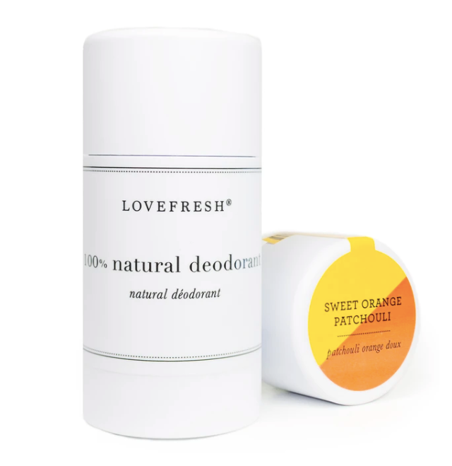 Sweet Orange Patchouli Deodorant