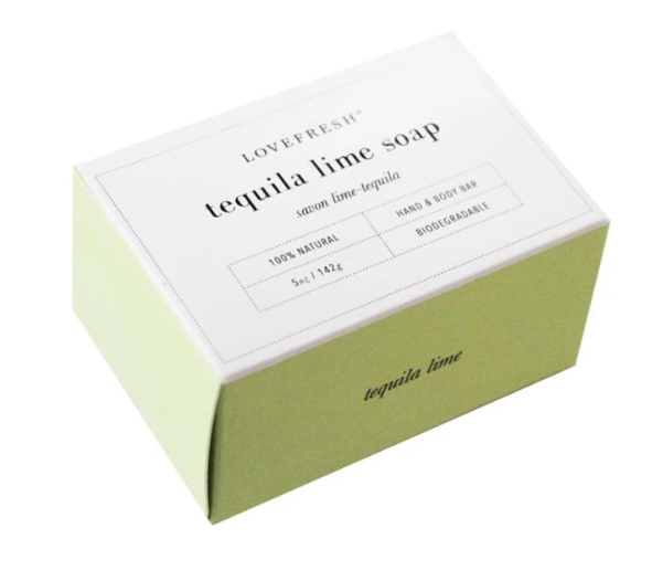 Tequila Lime Soap