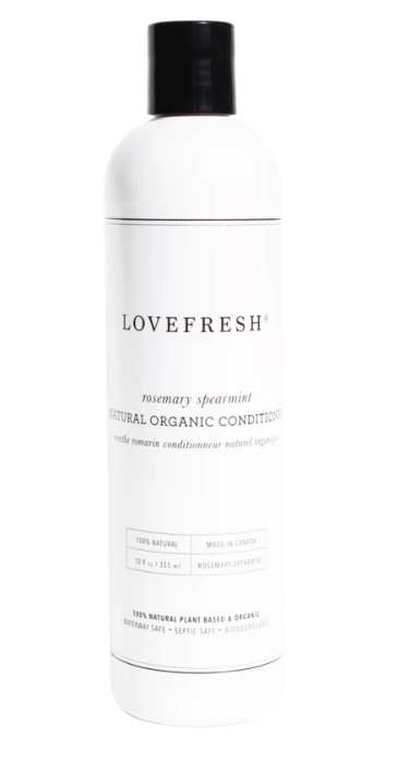 Rosemary Spearmint Organic Conditioner