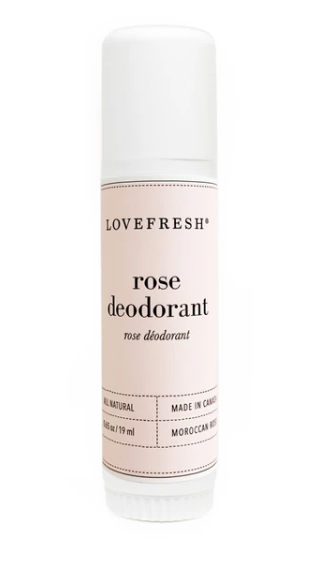 Travel Moroccan Rose Deodorant