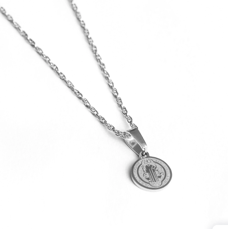Collier San Benito - Argent