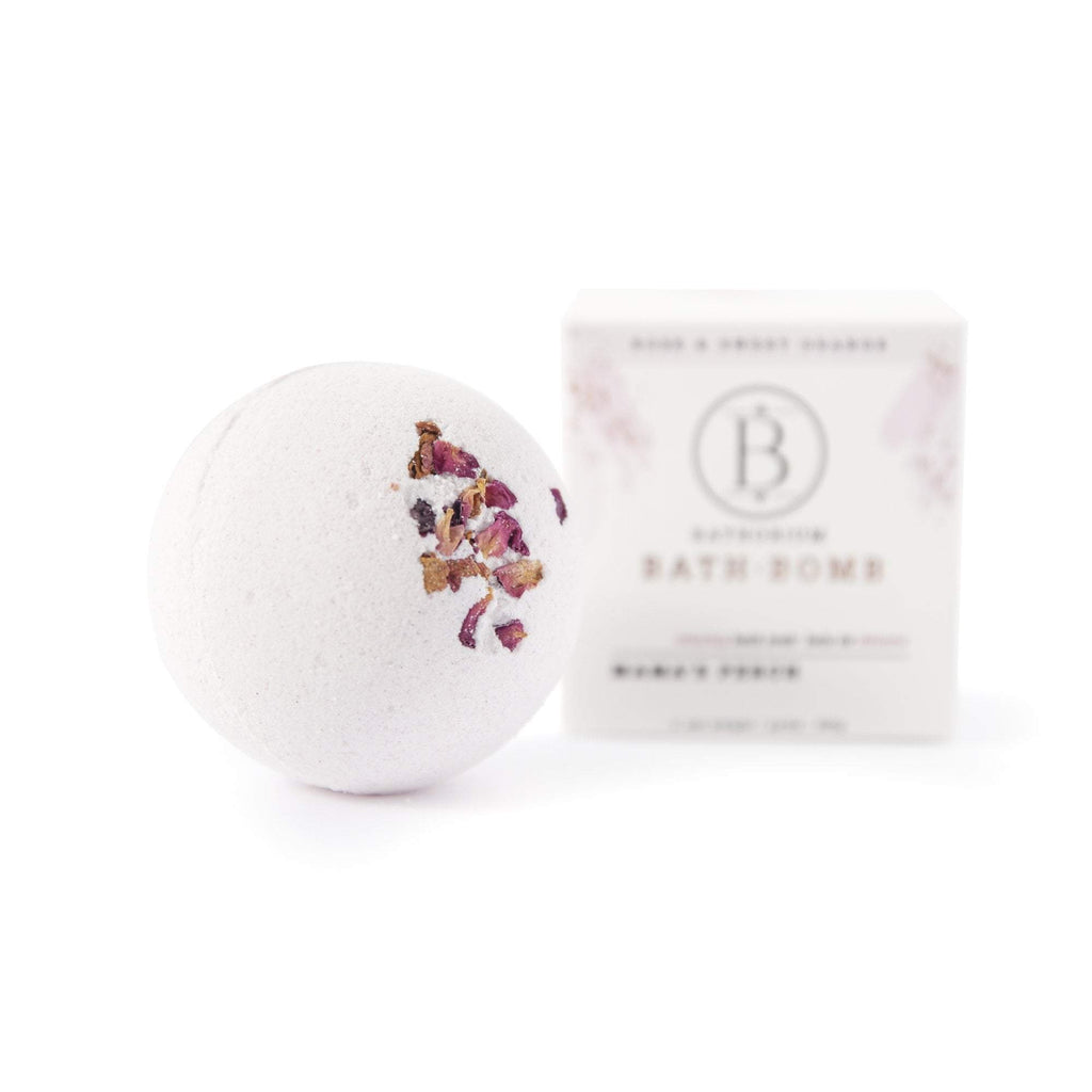 Mama's Perch Bath Bomb Bathorium