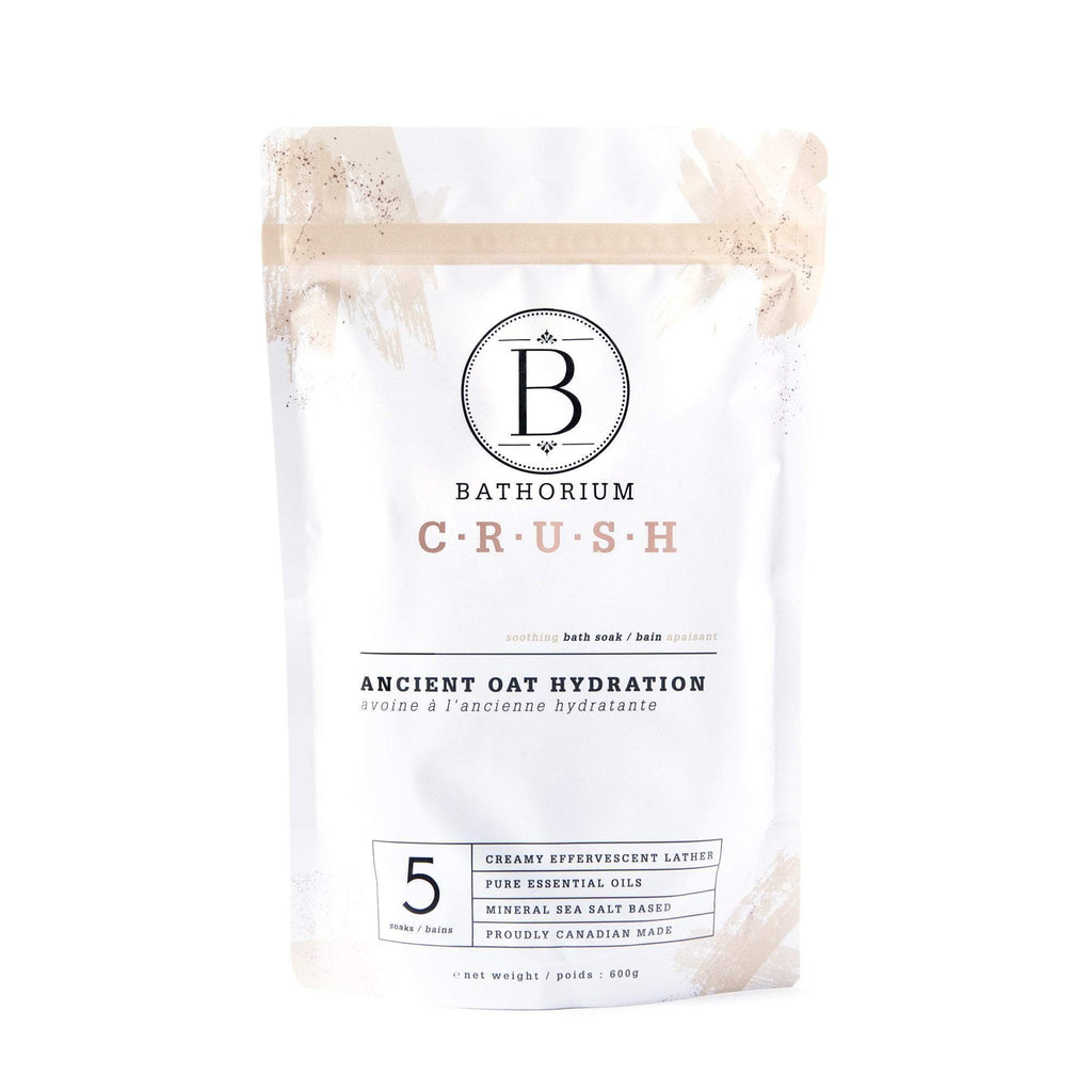 Ancient Oat Hydration CRUSH Crush Bath Soak Bathorium 600g (5 Bath)