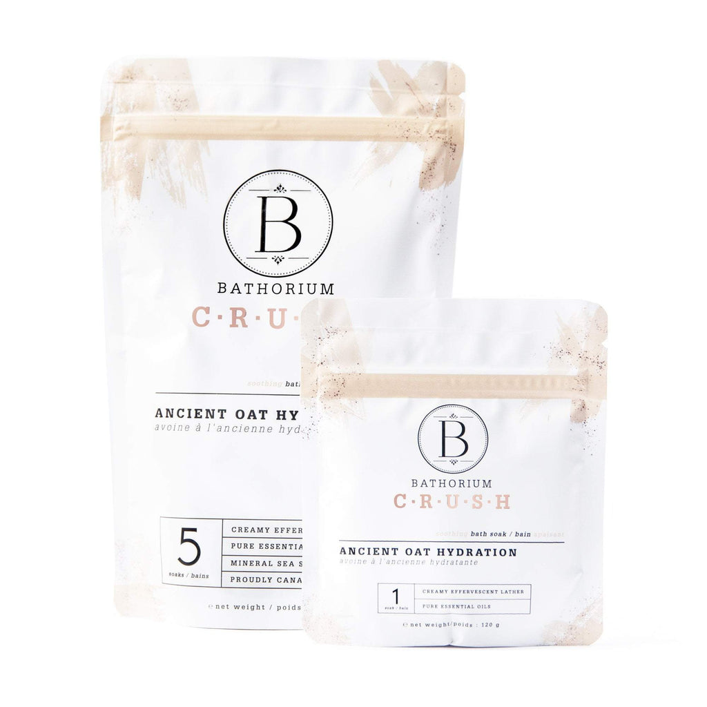 Ancient Oat Hydration CRUSH Crush Bath Soak Bathorium