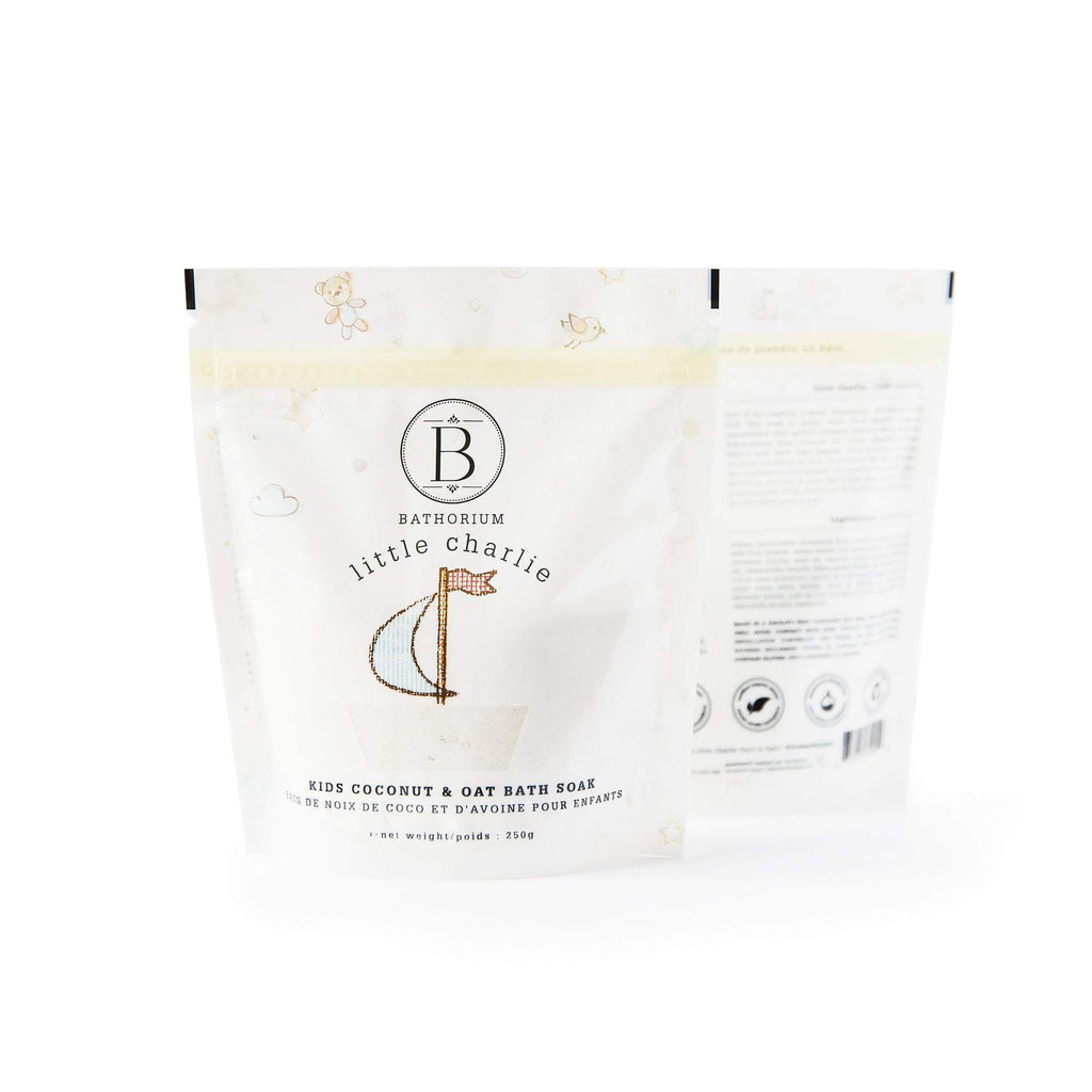 Little Charlie Bath Soak Little Charlie Bathorium 250g
