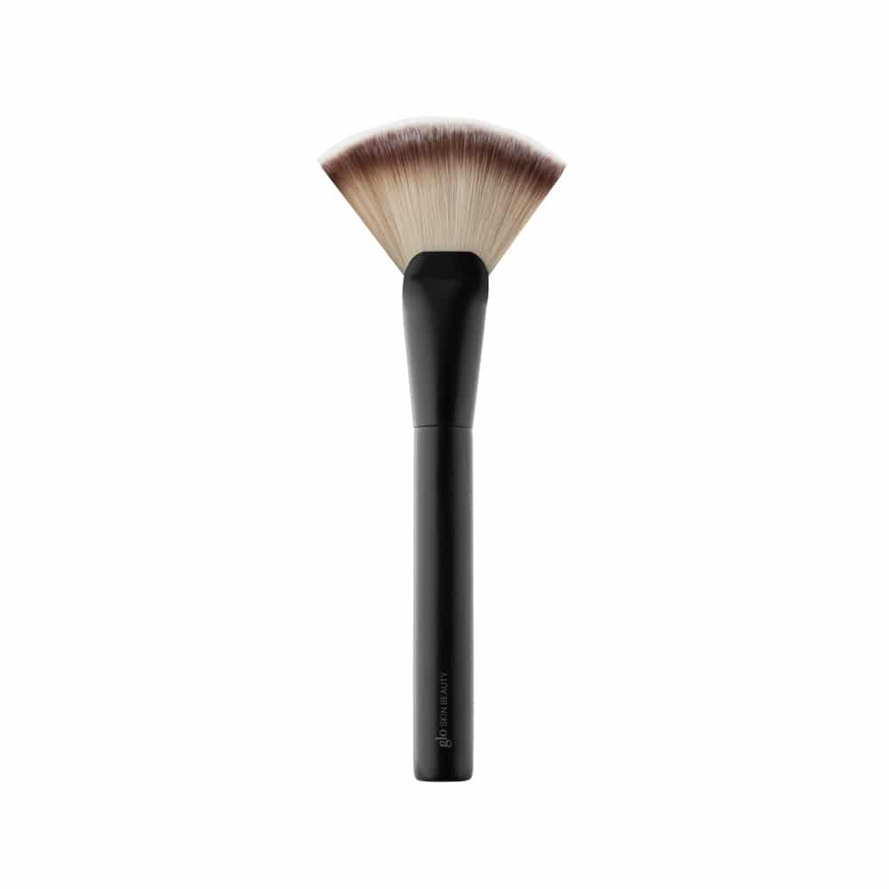 201 Fan Highlighter Brush