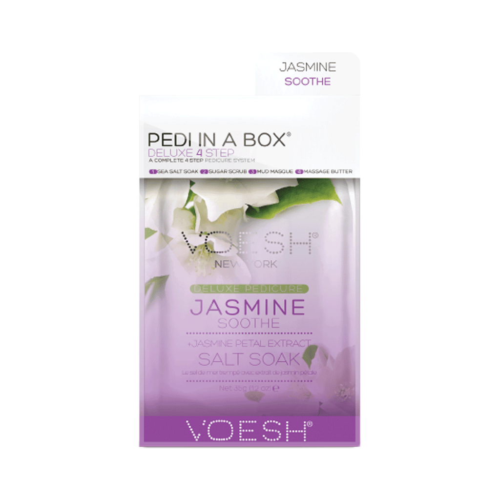 Pedi in a box - Jasmine Soothe