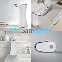 Load image into Gallery viewer, SMART FOAM - the USB automatic foam soap hand washing dispenser