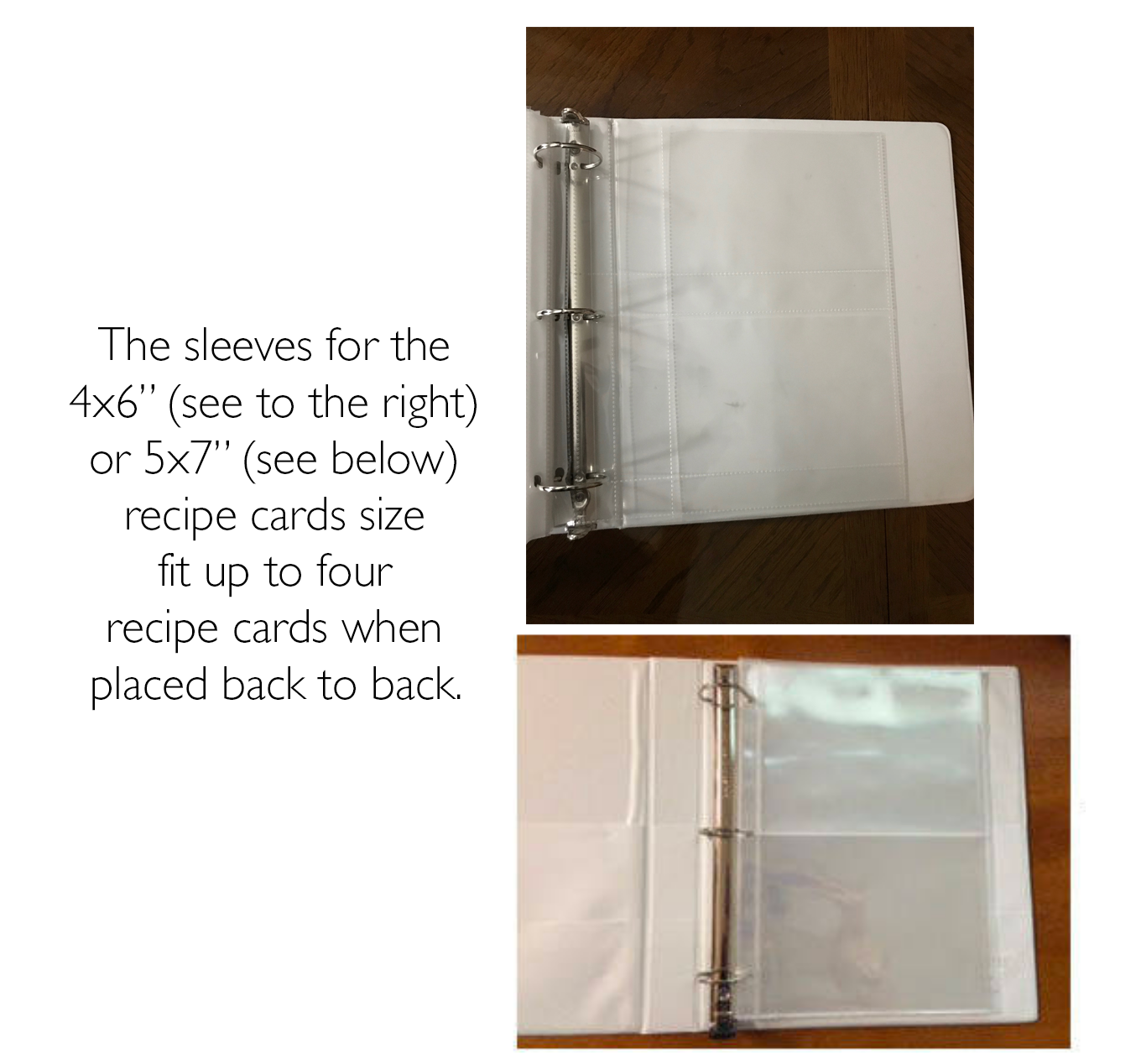 Bridal Shower Recipe Binder Recipe Binder Kit Thumbnail