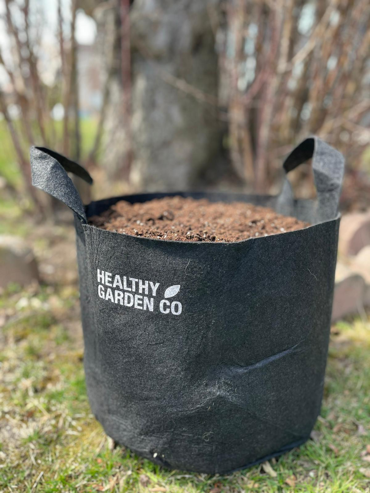 Cloth bag Planter - Healthy Garden Co