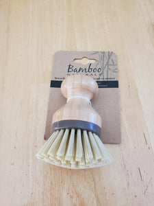 Scrub brush - Green Cabin Pottery