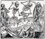 The Dance of Death (1493) by Michael Wolgemut