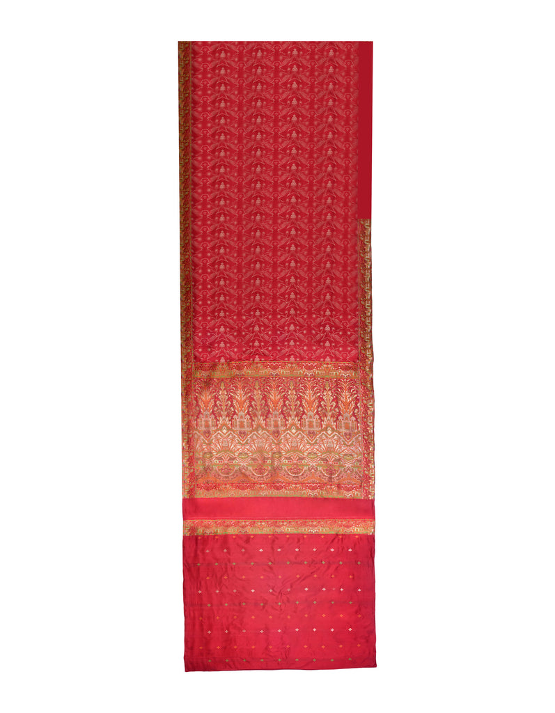 Textile 10: Sari Fine Heirloom Cloth From Rajasthan, India 1