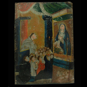 All Children of Mary Retablo