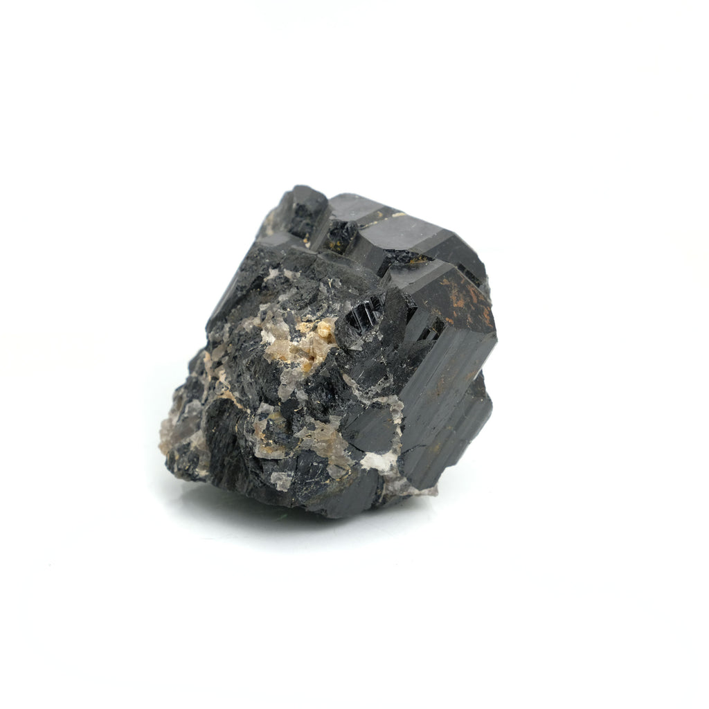 Black Tourmaline Crystals Specimen #78