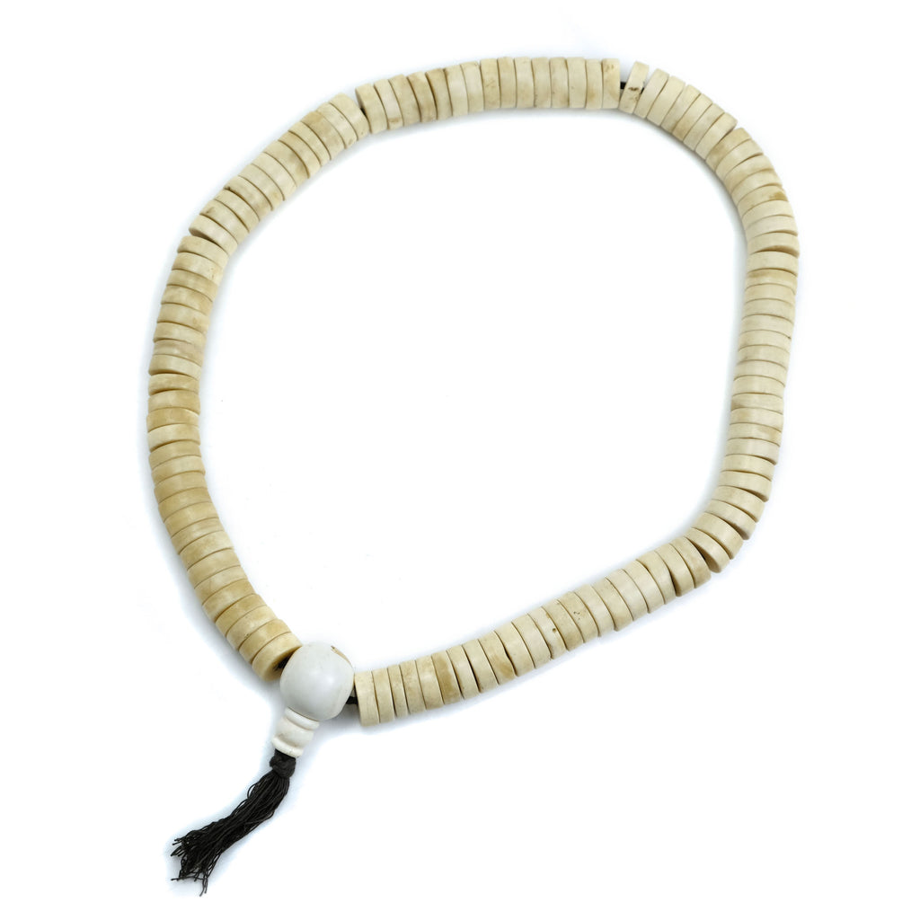 Bone Wheel Mala 20mm