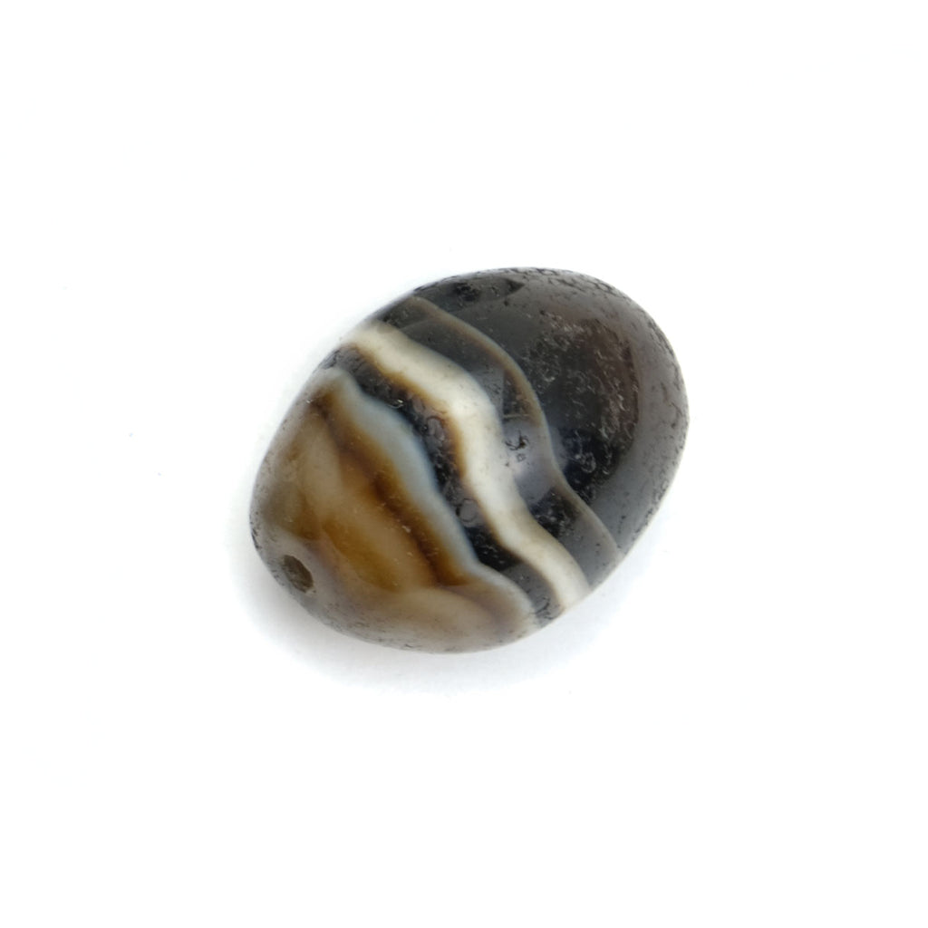 Suleiman Agates Single Beads #3