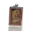 "Meditating Buddha (""Thursday Buddha"") Amulet in Plastic Case"
