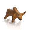 Kwai Wua Thanu Magic Buffalo Copper Amulet