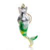 Purmaid Glass Ornament