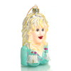 Dolly Parton Glass Ornament