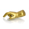 Gilded Hand Object Small