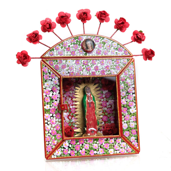 Virgin of Guadalupe Nicho
