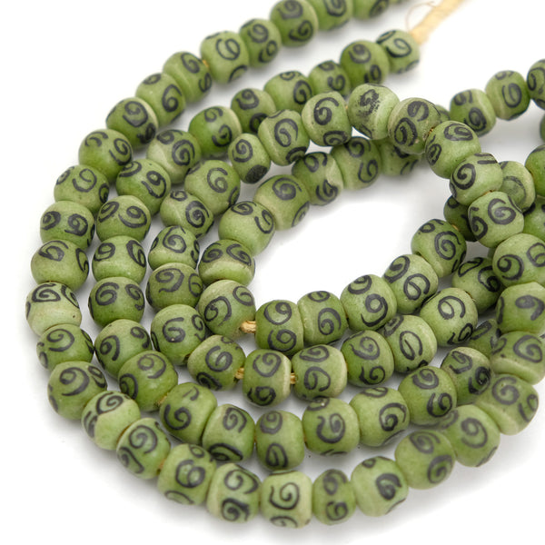 Glass Bead Strand #43