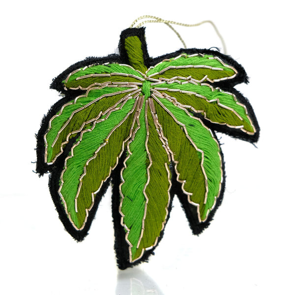 Cannabis Soft Ornament